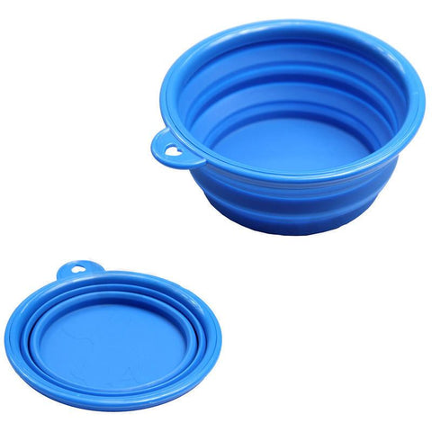 Sunday Gold - Collapsible Dog Bowl
