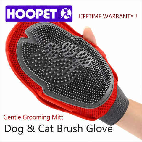Dogs - Dog Fur Grooming Mitt