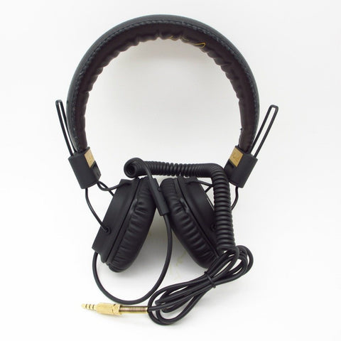 Sunday Gold - 3.5mm MAJOR Deep Bass Noise Isolating Headphones