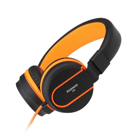 Headphones - Sound Intone I35 Adjustable Headphones