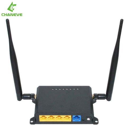 Sunday Gold - 802.11b/g/n 300Mbps MT7620A OpenWrt WiFi Wireless Router and pci-e slot with sim card wifi