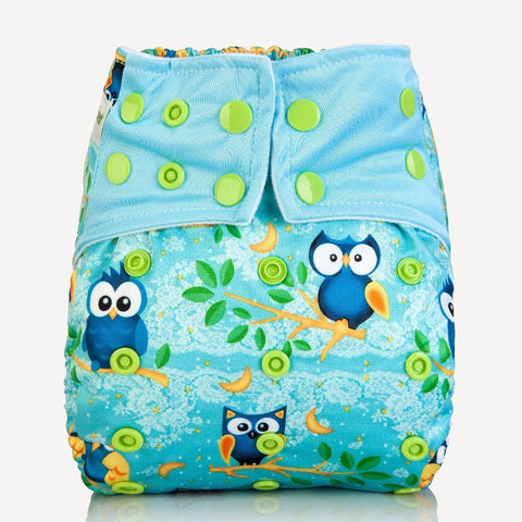 Blue Birds Cloth Roamers