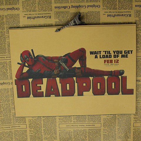 Deadpool - Laying Down