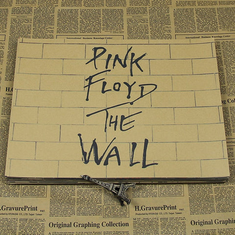 Pink Floyd - The Wall Bricks