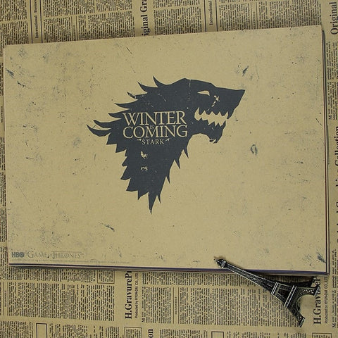 Game of Thrones - Winter Coming