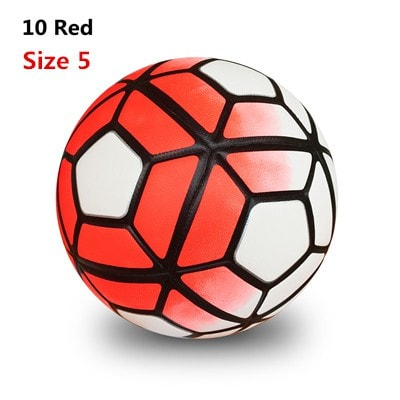 Size 5/4 Seamless PU Football Ball Champions League Anti-slip Granules Soccer Ball High Quality For Match