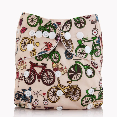 Bicycle Cloth Roamers