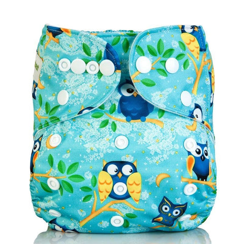 Nature Owls Cloth Roamers