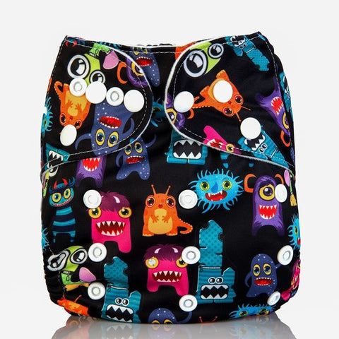 Monster Mash Cloth Roamers