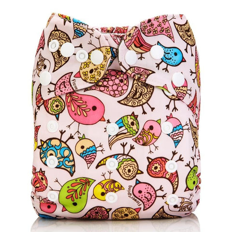 Colourful Birds Cloth Roamers