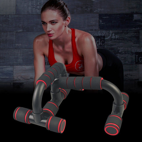 Pair of Push Up Bar Stands