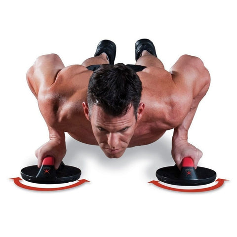 Push Up Spinners