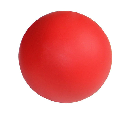 Rubber Hockey Lacrosse Ball 64mm
