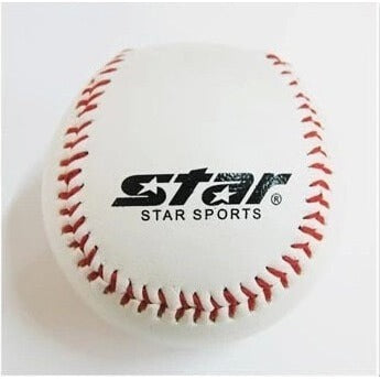5pcs/set Beginner PVC Rubber soft safety baseball ball