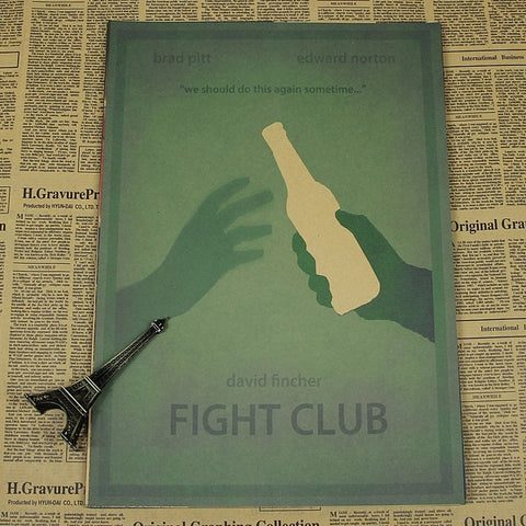 Fight Club - Cheers