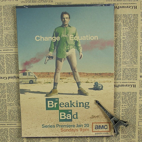 Breaking Bad - Change the Equation