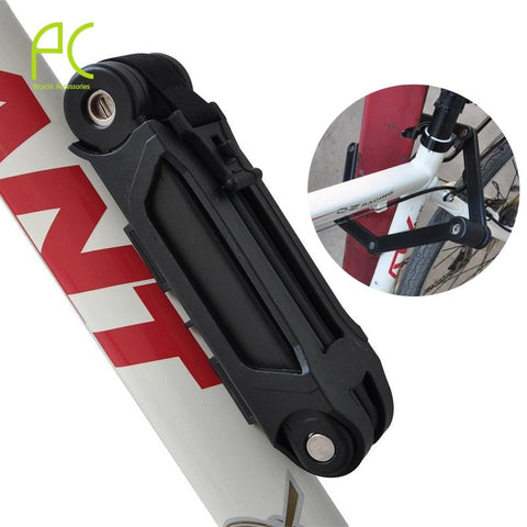 Anti-theft Foldable Bicycle Lock