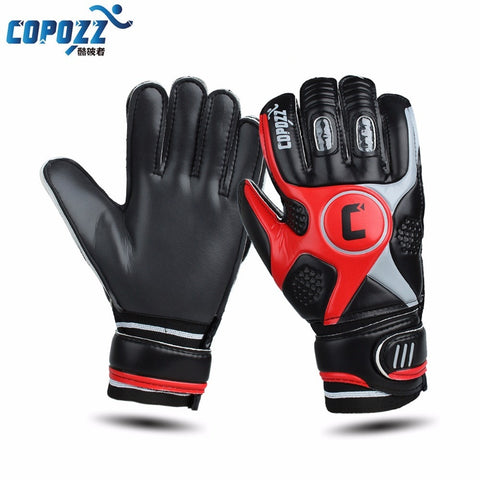 4mm Thick Goalkeeper Soccer Gloves