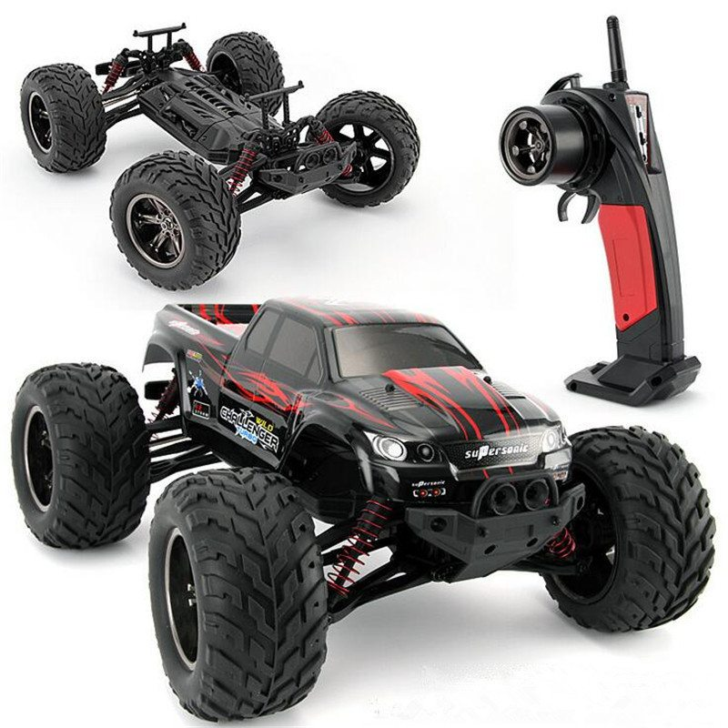 Sunday Gold - 45kmh 1/12 high speed remote control car 2wd rc drift professional racing rc monster truck cars