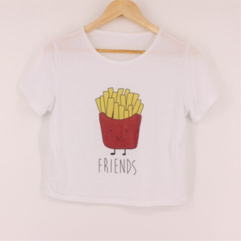 Shirts - French Fries T-Shirt