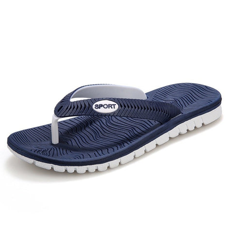 Shoes - Rubber Sports Flip Flops