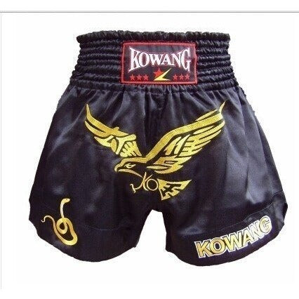 Sunday Gold - MMA Muay Thai Shorts