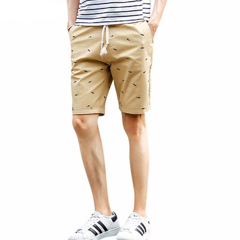 Shorts - Patterned Shorts