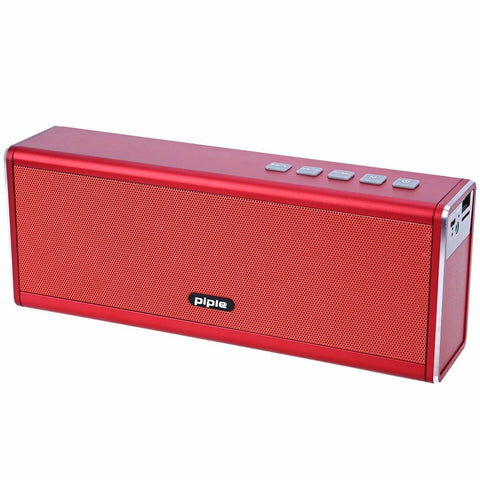 Speakers - Piple S5 Bluetooth Speaker Power Bank 20W Portable Mini Computer Speaker Wireless Loudspeaker 4000mah Rechargeable Battery