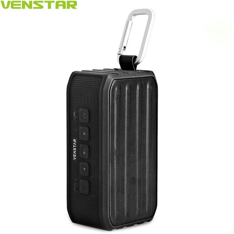 Sunday Gold - VENSTAR S203 Waterproof Mini Portable Speaker 7W Stereo Wireless Bluetooth Speaker with Ultra Bass HiFi Sound for Outdoor Sports