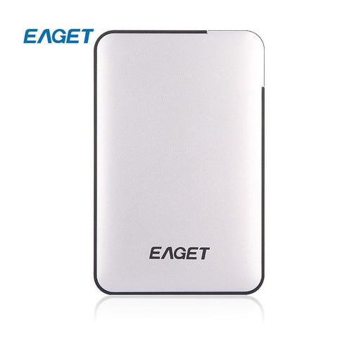 Sunday Gold - Original EAGET G30 2TB 1TB 500GB HDD 2.5 USB 3.0 High-Speed Shockproof External Hard Drives HDD Desktop Laptop Mobile Hard Disk