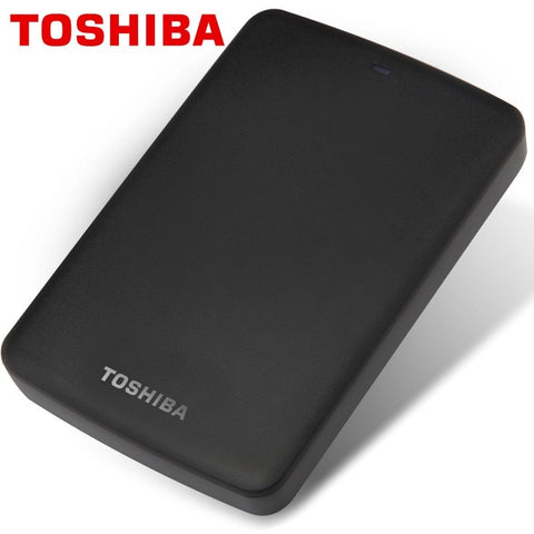 "Storage - TOSHIBA 1TB External HDD 1000GB HD Portable Hard Drive Disk USB 3.0 SATA3 2.5"" HDTB110A 100% Original New"