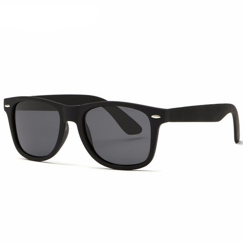 Sunglasses - Retro Wayfarer Sunglasses
