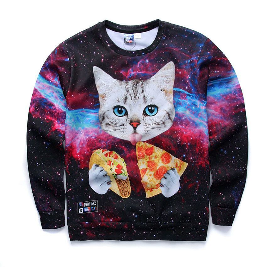 Sweaters - Hungry Cat Sweater