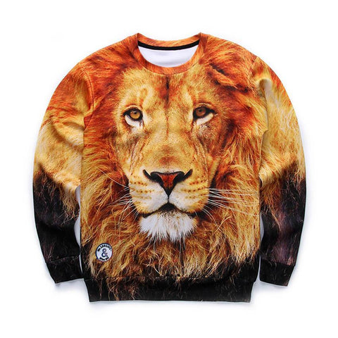 Sweaters - Lion Sweater