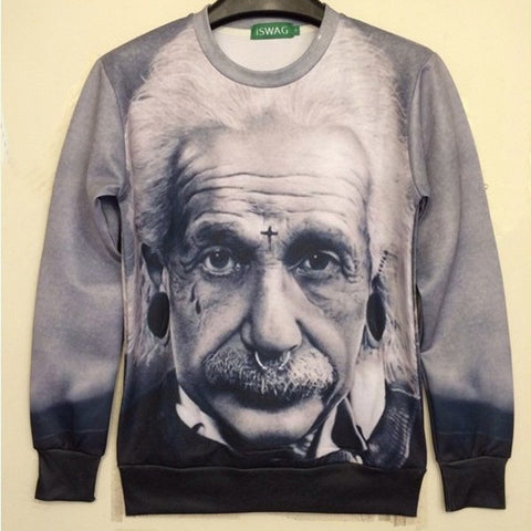 Sweaters - Postmodern Einstein Sweater