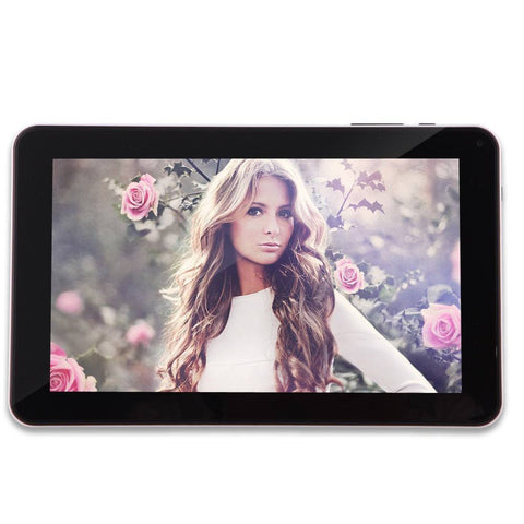 Sunday Gold - 9 Inch Quad Core 1GB 16GB Tablet