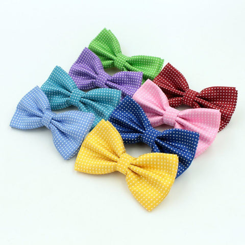 Ties - Polka Dot Bowties