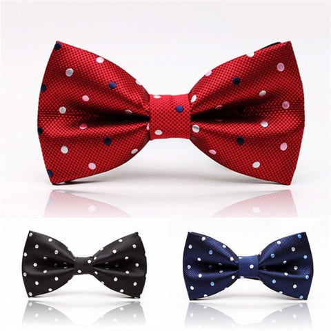 Ties - Spotted Bowties