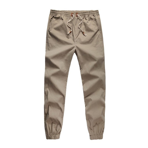Sunday Gold - Casual Pencil Pants