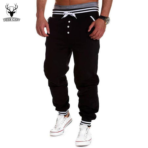 Trousers - Casual Sport Sweatpants