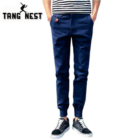 Trousers - Slim Fit Ankle Pants