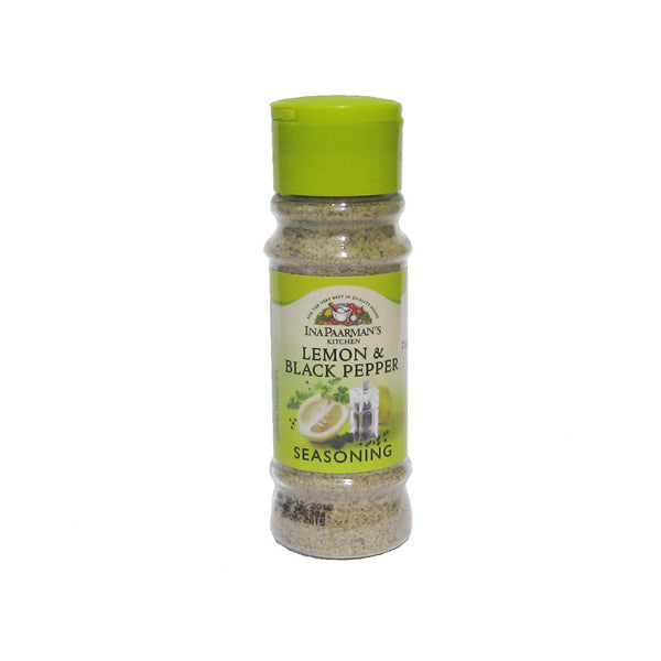 Ina Paarman's Lemon & Black Pepper 210g