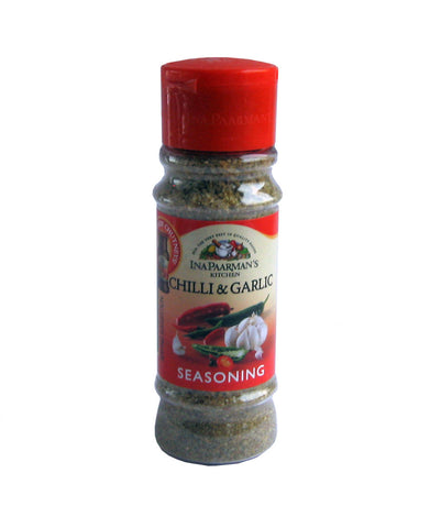 Ina Paarman's Chilli & Garlic seasoning 200ml