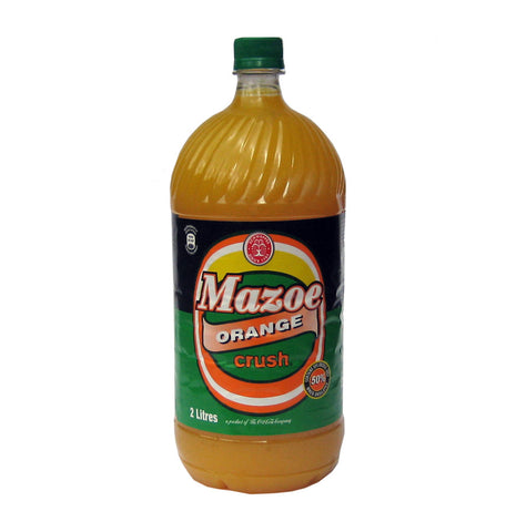 Mazoe Orange crush 2 Litres