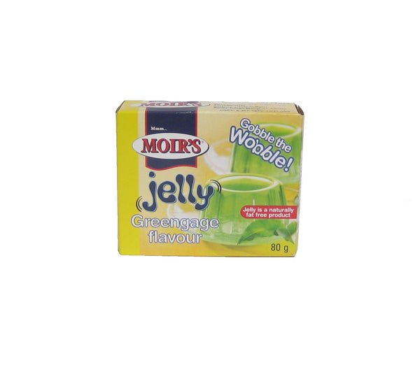 Moir's Jelly Greengage flavour 80g
