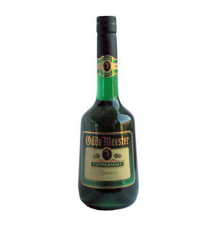 Oude Meester Peppermint liqueur 750ml
