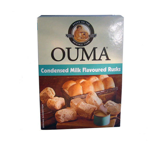 Ouma Condensed milk flavoured rusks - 500g
