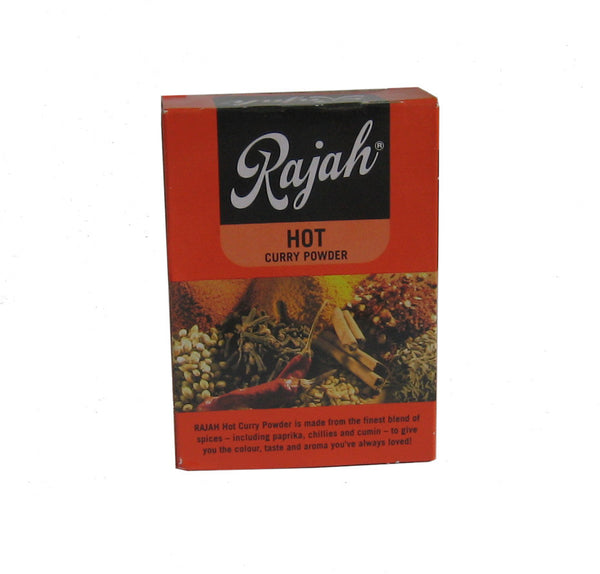 Rajah Hot curry powder 100g