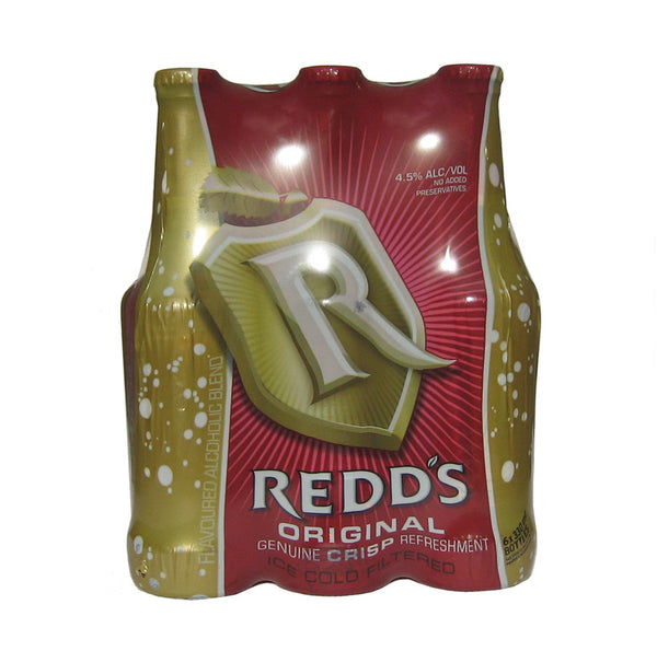 Redd's Original 6 x 330ml bottles