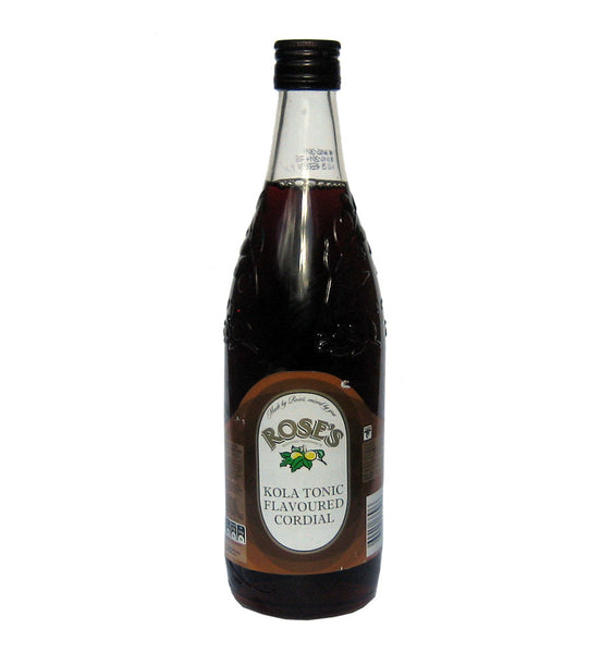 Rose's Kola Tonic flavoured cordial 750ml